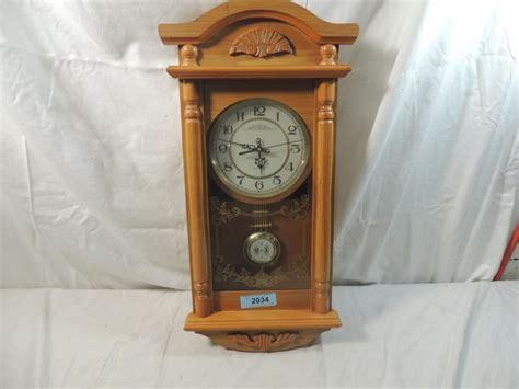 decorative quartz decorative wooden quartz wall clock