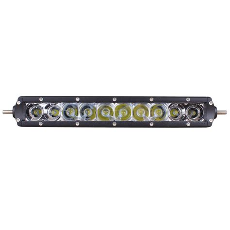 50 single row led light bar slimline single row led light bar 13 inch 50 watt