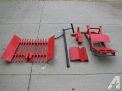 Timberwolf Tw P1 Log Splitter Accessories 4 Way Wedge Log