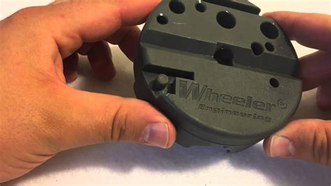 wheeler engineering bench block wheeler engineering universal bench block review youtube