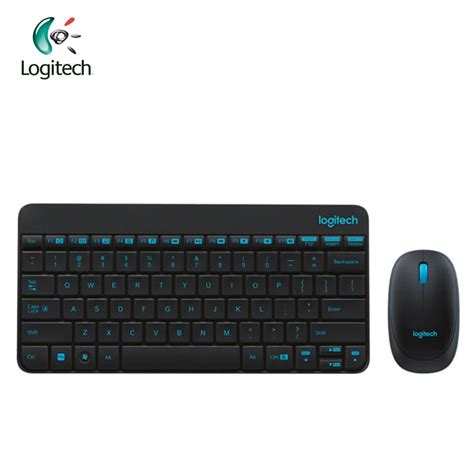 Logitech MK245 2.4GHZ Wireless Mouse and Keyboard Combos ... Mouse And Keyboard Support