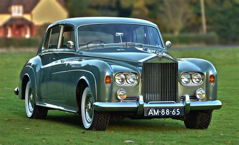 used 1964 rolls royce silver cloud for sale in essex