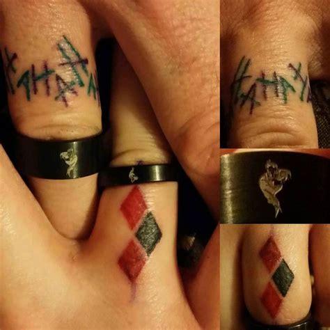 batman tattoo on finger 703 best harley mr j ivy images on pinterest suide