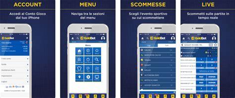 mobile goldbet goldbet recensione storia sito web app e bonus