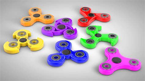 Sale Spinner Model Permata spinners models by sahon111 3docean