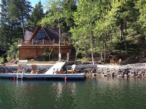 Idaho Cabin Rentals by Salmon Vacation Rental Vrbo 224635 2 Br Id Cabin