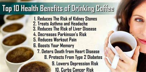 Surprising health benefits to drink coffee in the morning