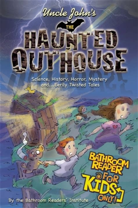 s the haunted outhouse bathroom reader for