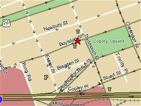Parking Garages Near Copley Square by Directions To South Church