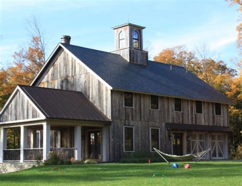 barn style houses barn house barn conversion pinterest