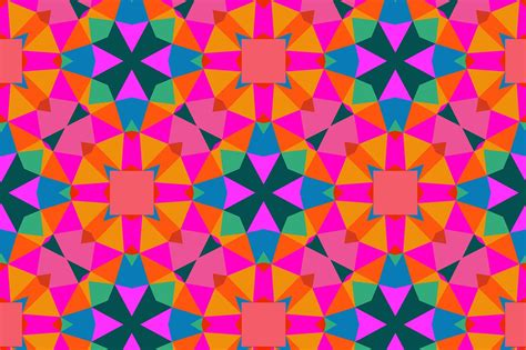 pattern and color geometric pattern in bright color patterns creative market