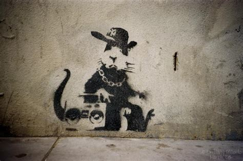 Paris Wall Murals the birth of paris street art before banksy there was
