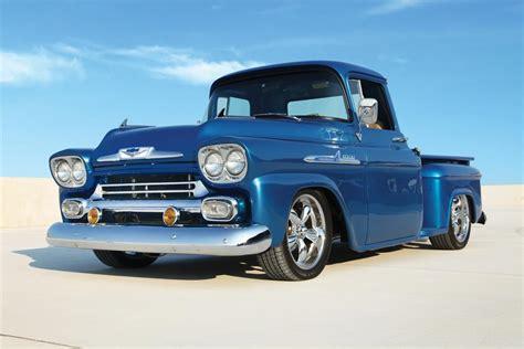 chevrolet apache 1958 1958 chevrolet apache step side custom 79213