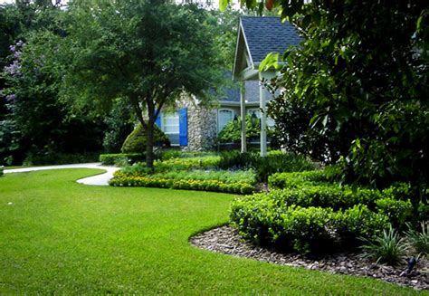 step by step front yard landscaping outdoortheme com