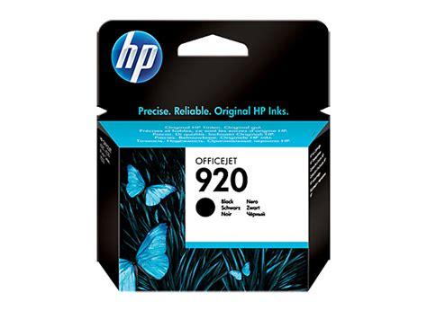 Tinta Hp 970 Xl Black For Printer Officejet 451 476 jual tinta hp 920 black harga dan spesifikasi
