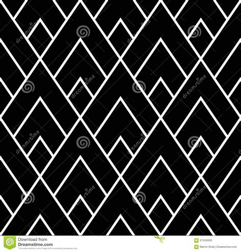 black triangle pattern vector vector modern seamless geometry pattern triangle black