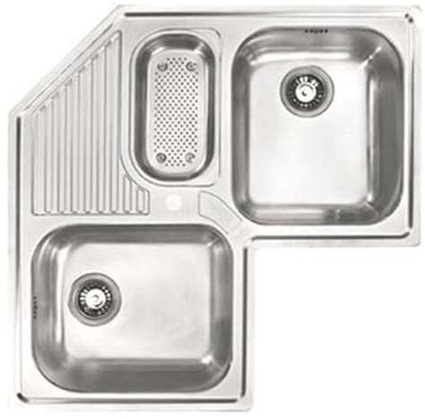 Franke Corner Kitchen Sinks by Franke Amx671e 33 Inch Top Mount Bowl Stainless