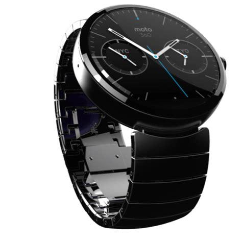 Smart Motorola Moto 360 motorola wastes no time debuts moto 360 smartwatch for summer