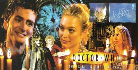 The In The Fireplace Episode by Doctor Who St Cover Episode 4 In The Fireplace