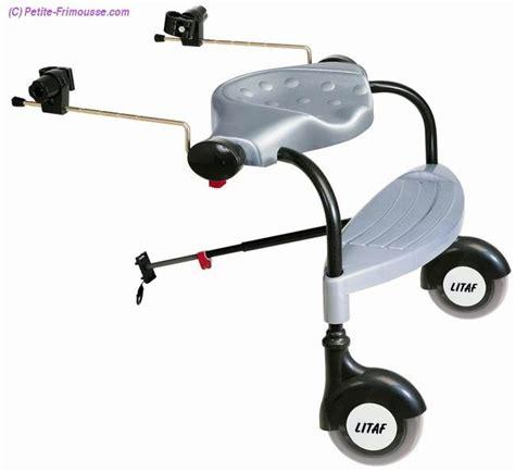 marche pour poussette seat 2 go safari babysun