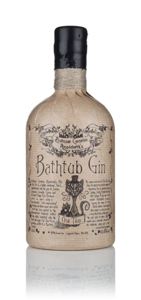 bathtub gin review gin reviews impressions professor cornelius ampleforth s