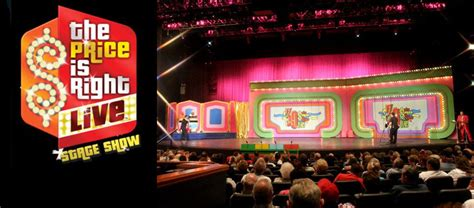 Fox Theater Calendar The Price Is Right Live Stage Show Tickets Calendar