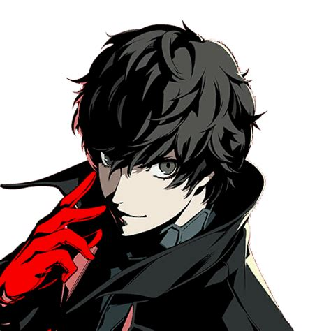 Persona 5 All Out Attack Iphone All Hp 2 persona 5 protagonist allout attack portrait by ludovico885 on deviantart