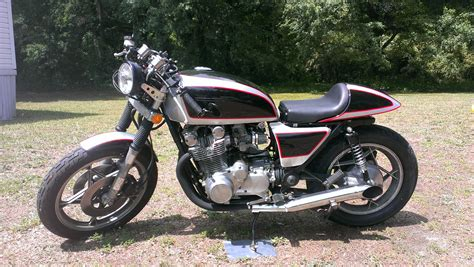 Suzuki Gs 850 Cafe Racer Do The Ton 79 Suzuki Gs850 Cafe Reborn