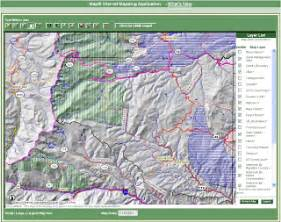 colorado dow maps rookie elk elk summer and winter ranges in unit 38