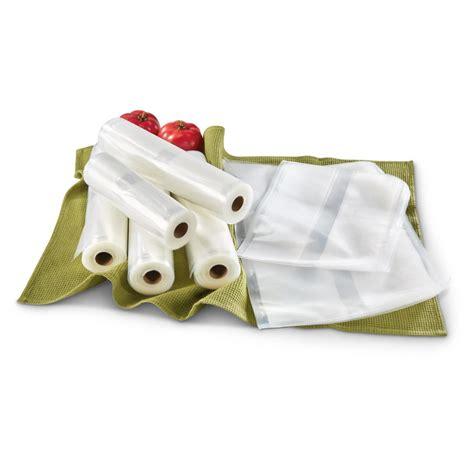 variety pack of vacuum sealer bags 648929 vacuum