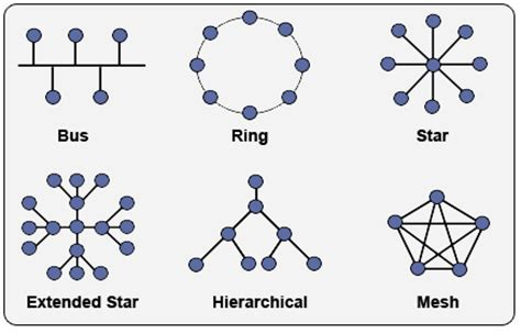 network layout types learn about networking network topologies