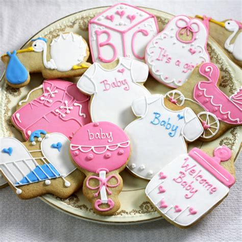 Baby Shower Cookie Ideas by I Pears Baby Shower Cookie Designs From Beau Coup