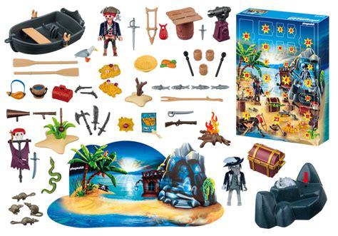 Shopkins Calendrier De L Avent Calendrier De L Avent Quot Ile Des Quot 6625 Playmobil