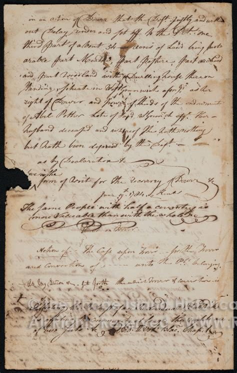 Kent Court Records Colonial Justice Early Rhode Island Court Records Project