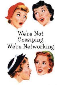 define gossip in your own words conflictor just a blog about nothing