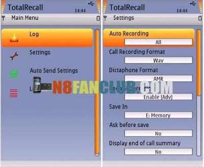 killer mobile total recall killermobile total recall 5 6 call recorder for nokia n8