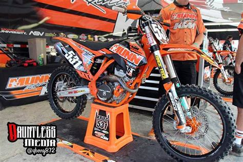 Munns Ktm Learn More About Munn Racing At Www Munnracing Give