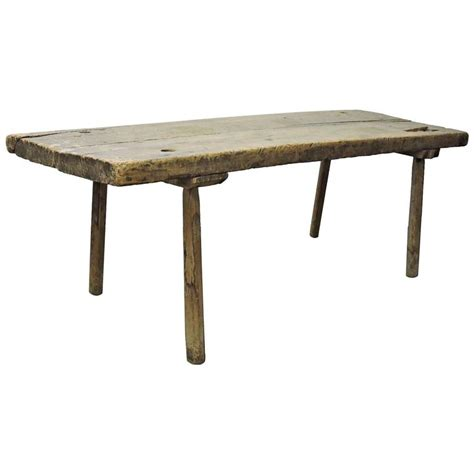 butchers bench 19th century american primitive butchers work table bench