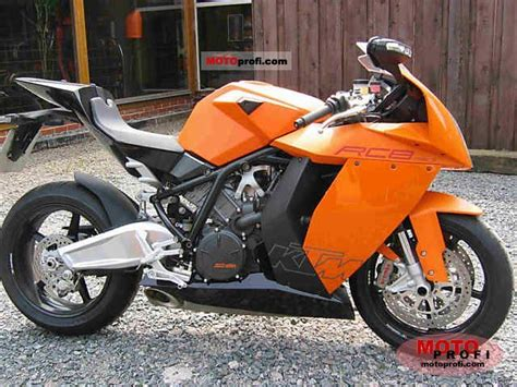 Ktm Rc8 2008 Ktm 1190 Rc8 2008 Specs And Photos