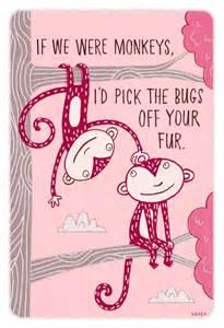 valentines day joke cards monkey humor s day card greeting cards hallmark