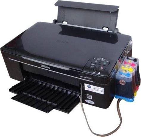 Printer Epson T13x Tinta Banyak keuntungan dan kelemahan printer dengan tinta infus alam teknologi