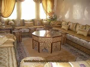 matelas salon marocain d 233 co salon marocain