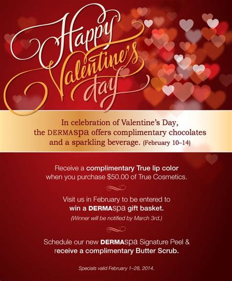 valentines day spa packages the world s catalog of ideas