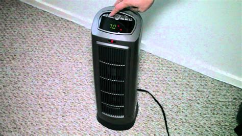 lasko tower fan manual lasko ceramic tower space heater with remote youtube