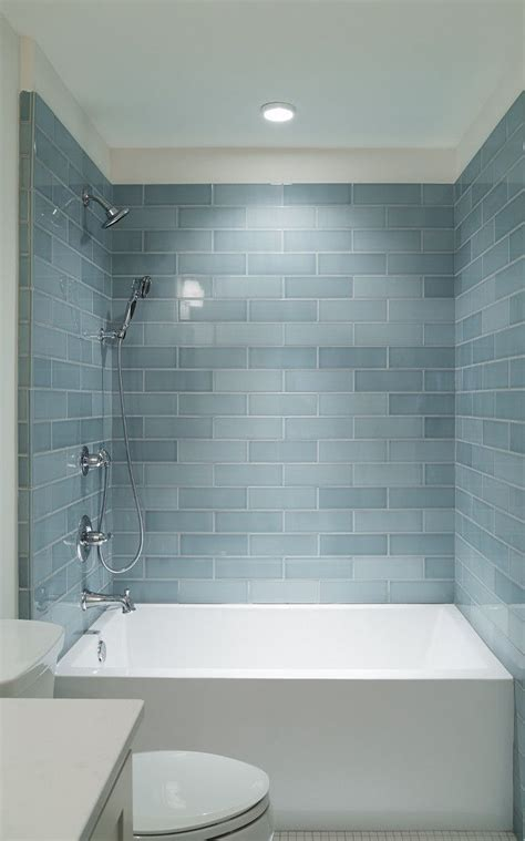 glass subway tile bathroom ideas 17 best ideas about shower designs on pinterest shower