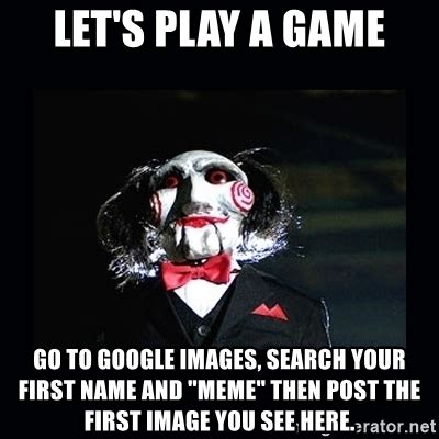 lets play  game   google images search