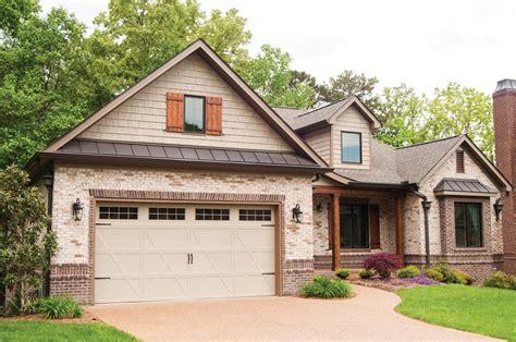 exterior cedar shakes above house garage door full size of doors bricks and tops on pinterest