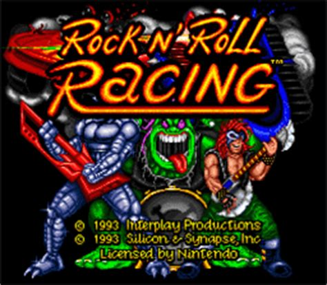 T Zone Rock N Rockin Hijau fishsta s retro zone snes rock n roll racing