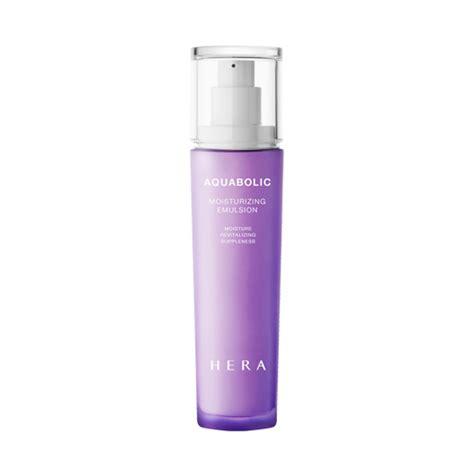 Aquabolic Essential Water hera aquabolic moisturizing emulsion 120ml mykbeauty