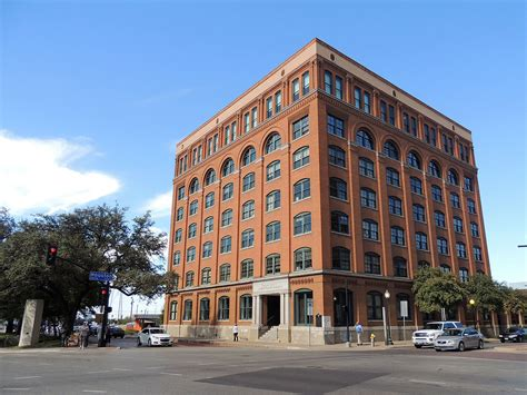 Dallas Sheds by School Book Depository
